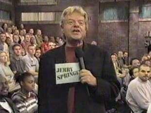 Ode to the Jerry Springer Show | Brenden James Martel